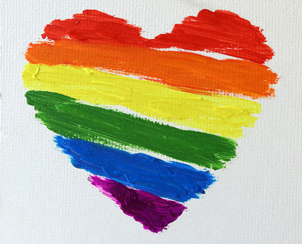 Love is Love is Love....